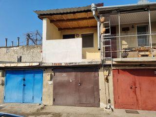 Капитальный гараж в 3 уровня