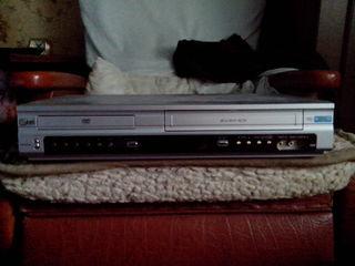 LG DVD+VHS