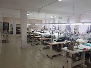 Аренда 400 m2 - производственное помещение.