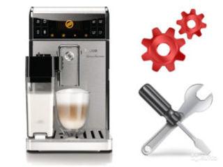 Reparația profesională a aparatelor de cafea. Garantie !