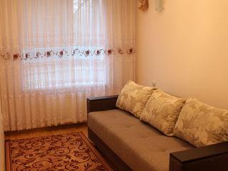 Chirie! Rîșcani, str. A. A. Saharov, 2 odai, 59 m2, Euroreparație!