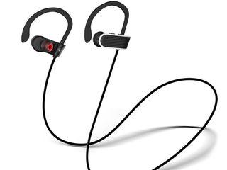 Спортивные беспроводные наушники Hoco. Casti Bluetooth wireless sportive de la Hoco