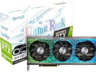 Palit Nvidia GeForce RTX 3090 , PA-RTX3090 Gamerock 24G, 24GB, GDDR6X