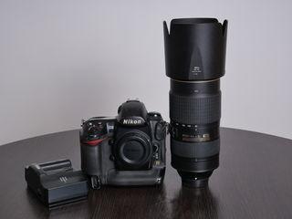 Nikon D3 + Nikkor 80-400mm 1:4.5-5.6 G ED