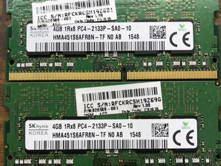 SoDimm DDR4 4Gb 8Gb 16Gb 2133-2400-2666Mhz Только Оригинал!!!