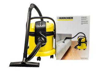Пылесос моющий Karcher SE 4002/Aspirator care spală/garanție+livrare gratuita/6137 lei/in rate 0%