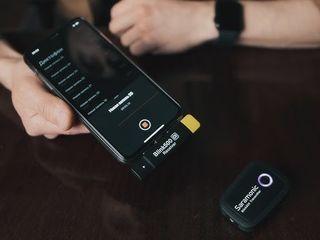 Mircofon sistem wireless pentru iPhone Saramonic Blink 500 B4. Livrare gratuita în toată Moldova