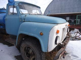Газ Gaz 52 Benzovoz