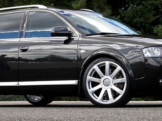 Audi Allroad A6 C5 - ремонт пневмоподвески