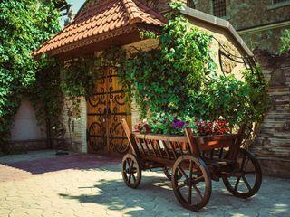 День вина в Chateau Cojușna