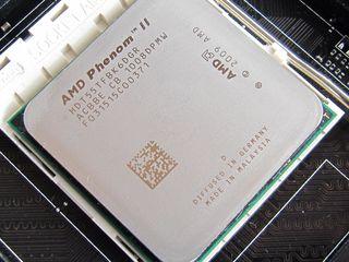 AMD Phenom II X6 1055T 95 W 2,8 ГГц или до 3.3 ГГц в режиме Turbo CORE