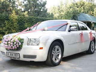 Chrysler 300C Транспорт для торжеств/Тransport pentru ceremonie. De la 50 €/zi (день)