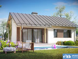 Casa eficienta termic, 83 m2, urgent!