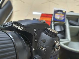 Nikon d7000 - ideal