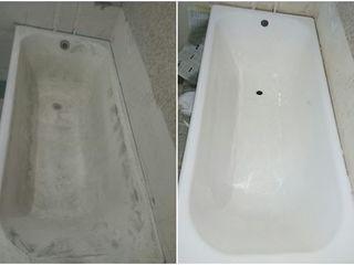 Профессиональная покраска ванн акрилом
