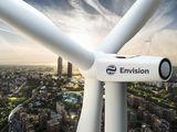 Новые ветрогенераторы Envision