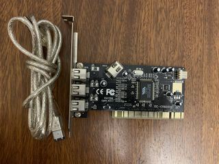 Контроллер IEEE-1394 PCI 2+1 port VIA VT6306/6307