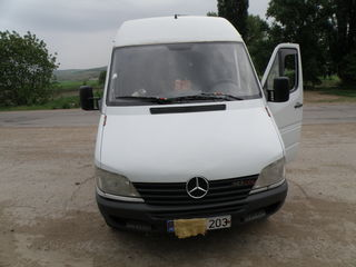 Mercedes 211 CDI