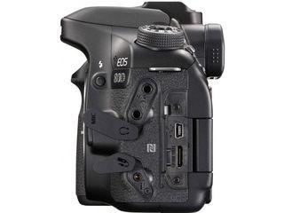 Зеркальный фотоаппарат Canon EOS 80D EF-S 18-55 IS STM