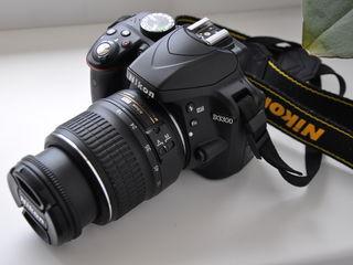 Nikon D3300 kit, starea noua, doar 2000 cadre facute!