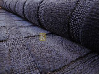 Ковёр IKEA, тёмно-синий 133*195 см, для детской/коридора, почти новый