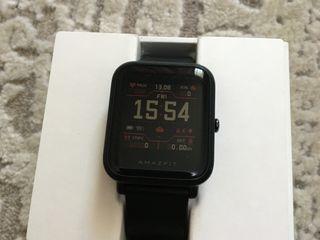 Smartwatch Xiaomi Amazfit Bip (A1608), culoare Onyx Black