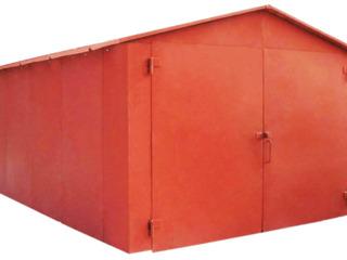 Cumpar garaj transportabil din metal Куплю металлический гараж.