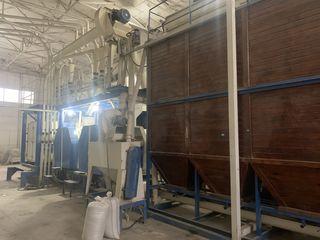 Moara de griu 30 tone / Мельница 30 тонн в сутки