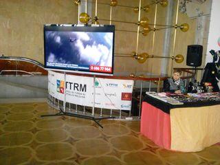 Аренда презентационных экранов больших размеров в Кишиневе