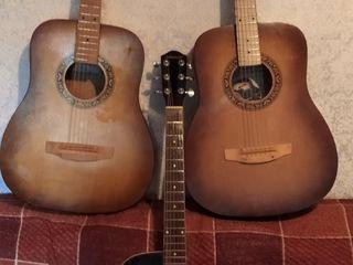 Акустические гитары б/у