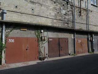Garaj capital cu subsol, sect. Rîșcani, în vecinătatea Universității Tehnice. Suprafața 32 m2