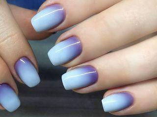 Наращивание ногтей.Коррекция гелевых ногтей.Покрытие гель-лаком(шеллак).Маникюр