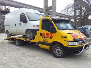 Tractari auto - Transport de marfuri
