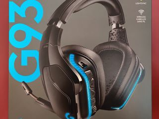 Logitech g935 - wireless 7.1 surround lightsync gaming headset