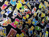 Стикеры Simpsons