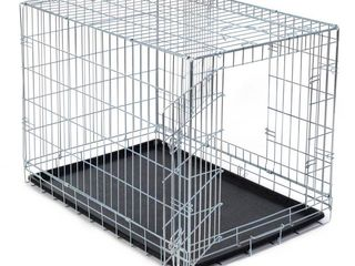 Trixie клетка переносная для собак с 2 дверьми 93х69х62см. Трикси
