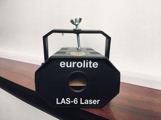 Eurolite Laser LAS-6
