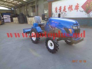 в ожидании Трактор Viper V-1100 / in asteptarea modelului nou de tractor