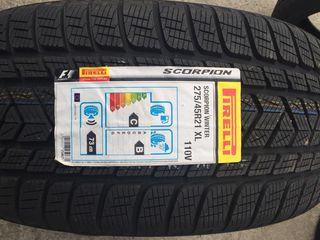 Roti de iarna! 275/45 R21 / 295/40 R21 Pirelli Scorpion (2016)