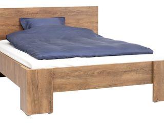 Pat dormitor 160x200 ,,stil scandinav''