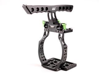 Cage DSLR LanParte Black Magic, SmallRig Cage for Panasonic G85 и  GH5. Все Новые.