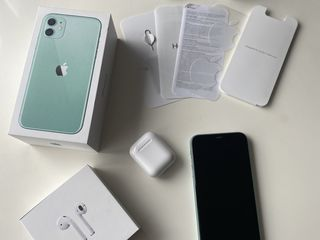 Apple Iphone 11 64GB + AirPods