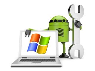 Ремонт и обслуживание ПК и ноутбуков