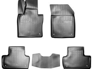 Reducere15% Unidec Volvo C30, S60, S80, V60, XC60, XC70, XC90, V90.Covorase in salon portbagaj poliu