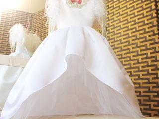 Белоснежное платье - ангелочка