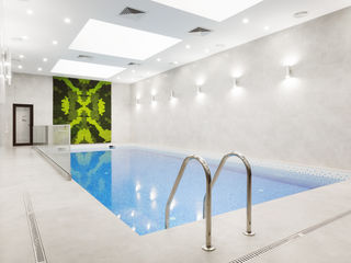 Roxen SPA скидка -50% сауна бассейн хаммам sauna bazin