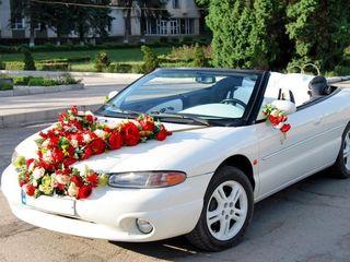 Chrysler Stratus Транспорт для торжеств/Тransport pentru ceremonie. De la 50 €/zi (день)