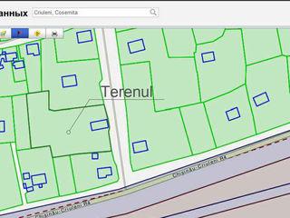 Teren sub constructie (ideal pentru un magazin) in Cosernita, Criuleni - 28.5 ari