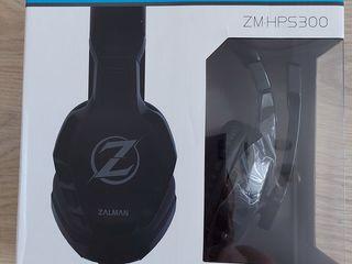 Gaming Headset Zalman ZMHPS300 New!!!