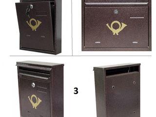 Почтовые ящики cutii postale